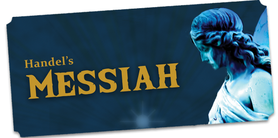 Ticket Shape Messiah Logo