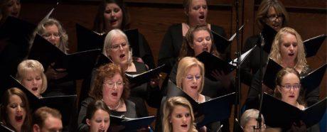 chorus home page